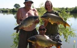 Velká Kopa - úlovky 2008